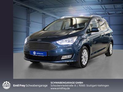 gebraucht Ford Grand C-Max C-Max1.5 EcoB Titanium WinterP Navi PDC