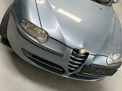 gebraucht Alfa Romeo 147 1,9 JTD als Kleinwagen in Lampertheim