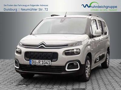gebraucht Citroën Berlingo Shine XL 1.5 BlueHDi 130 FAP EU6d Navi LED Navi HU