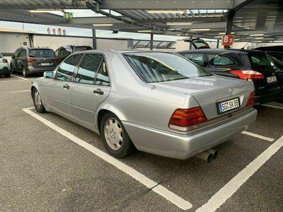 gebraucht Mercedes 420 Mercedes Benzw140 mit v12 Innenaus...