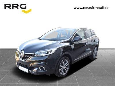 gebraucht Renault Kadjar 1.2 TCE 130 BOSE EDITION