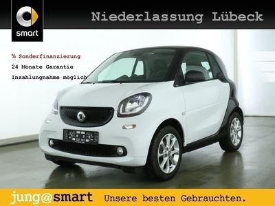 gebraucht Smart ForTwo Coupé 52kW passion cool&Media SHZ Pano LED