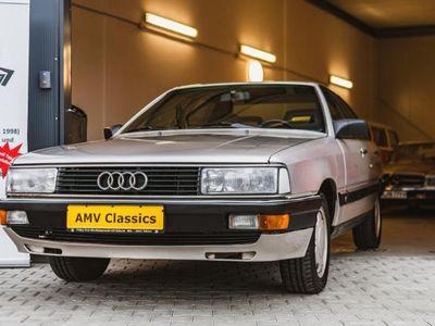 gebraucht Audi 200 Turbo H-Zulassung TÜV NEU INSPEKTION NEU
