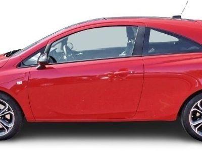 gebraucht Opel Corsa CorsaE Color Edit KLIMAAUT SITZHZG PDC BT MP3
