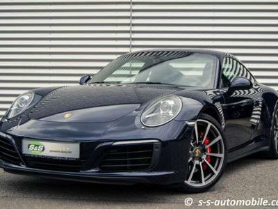 gebraucht Porsche 911 Carrera 4S 9912017 Chrono Hinterachslenkung 1Hd