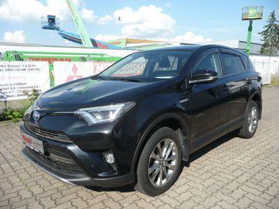 gebraucht Toyota RAV4 Hybrid 2.5+Navi+Alufelgen+Garantie