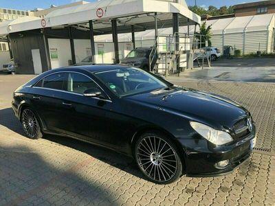 gebraucht Mercedes CLS320 Mercedes Benzcdi 7g 20 Zoll tüv f...