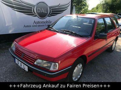 gebraucht Peugeot 405 GLI Tüv NEU+1.HAND+Top Zustand!!!