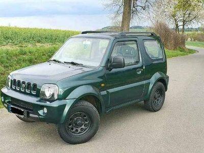 gebraucht Suzuki Jimny Ranger 1.3 4x4 Tüv 09.22 AHK ...