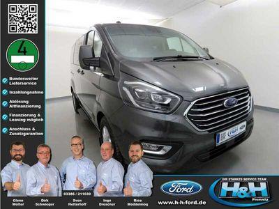 gebraucht Ford Custom Tourneo2.0 EcoBlue Aut. 320 L2 Titanium Limited (iACC)