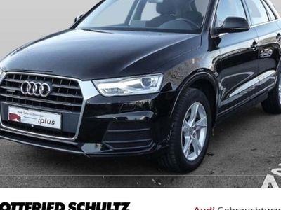 gebraucht Audi Q3 2.0 TDI quattro S-tronic sport AHK / XENON / TEMPO