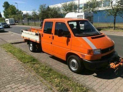gebraucht VW T4 Doka Pritsche 2.5 TDI schneeschieber...