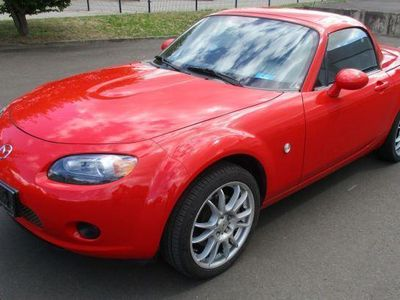 gebraucht Mazda MX5 1.8 MZR Roadster Coupe Energy