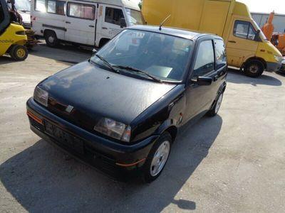 gebraucht Fiat Cinquecento 1.1 Sporting