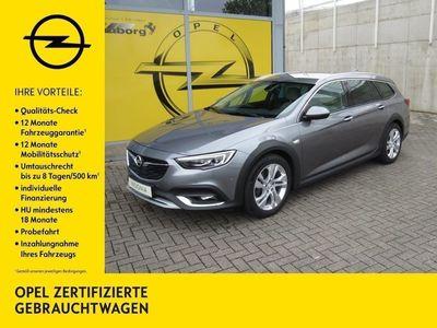 gebraucht Opel Insignia Country Tourer 2.0 Turbo 4x4 LED/Leder/Navi/ACC/Bose
