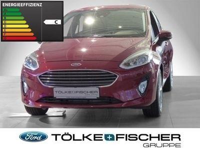 gebraucht Ford Fiesta Titanium 1.0 EcoBoost Automatik Navi B&O EU6d-T
