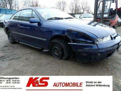 gebraucht Opel Calibra 2,0i Automatik Anhz. Eu2