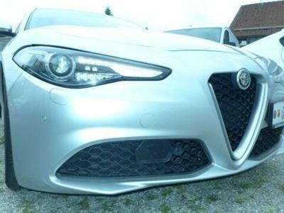 gebraucht Alfa Romeo Giulia 2.2 Diesel 16V 132KW AT8 F1 Schaltwippen