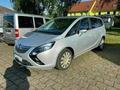 gebraucht Opel Zafira Tourer 2.0 CDTI Automatik Active