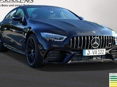 gebraucht Mercedes AMG GT 63 S 4M+ Perf. Abgasanlage/Keramik-Bremse
