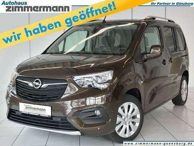 gebraucht Opel Combo Navi - Head-Up - Kamera