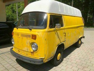 gebraucht VW T2 Postbus mit Hochdach Fahrbereit