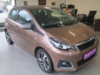 gebraucht Peugeot 108 PureTech 82 Xenon/Start-Stop/Klima