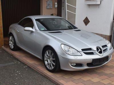 gebraucht Mercedes SLK350 7G-TRONIC, Vollausstattung, Automatik