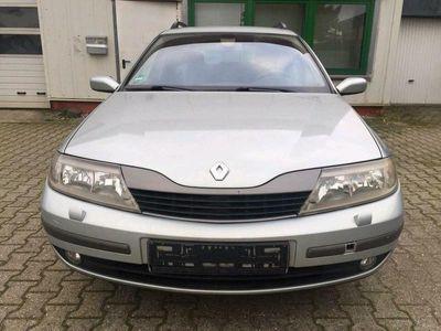 gebraucht Renault Laguna 1.8 Benziner Klimaautomatik Xenon