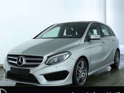 gebraucht Mercedes B200 AMG **LED HP/Navi/Park-Assistent