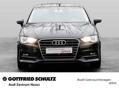 gebraucht Audi A3 Sportback TDI1.6 R4 77 CR M6S Ambition - Klima,Sitzheizung,Alu,Servo,