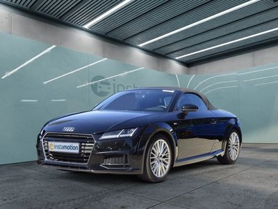 gebraucht Audi TT Roadster TT 1.8 TFSI S tronic 3xS line LED NAVI+