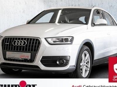 gebraucht Audi Q3 2.0 TDI quattro S line Navi+, Xenon, Teilleder, D