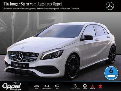 gebraucht Mercedes A250 AMG Line AG+Night P.+Navi+R.-Kamera+Standh