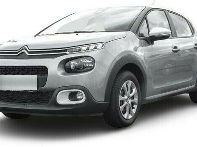 gebraucht Citroën C3 C3Feel 1.2 PureTech 82 EU6d +Carplay+Sitzhzg+BT+