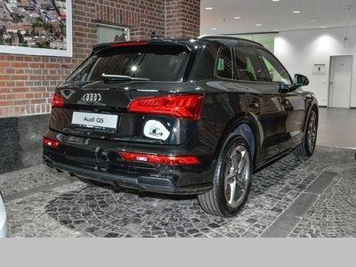 gebraucht Audi Q5 Sport 40 TDI quattro S tronic S line + Exterieur, LED KLIMA NAVI ALU