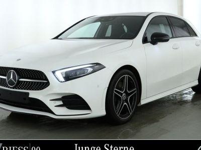 gebraucht Mercedes A220 AMG MBUX Multi Night Ambi Augm 7G