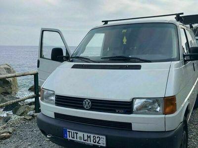 gebraucht VW T4 2.5 TDI 03/2000 227TKM Van Camper