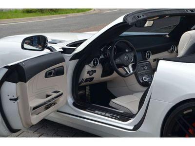 gebraucht Mercedes SLS AMG Roadster,Mysticweiß,Carbon,B&O.EYECATCHE
