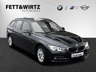 gebraucht BMW 320 i xDrive Touring Sport Line Aut. Klimaaut.