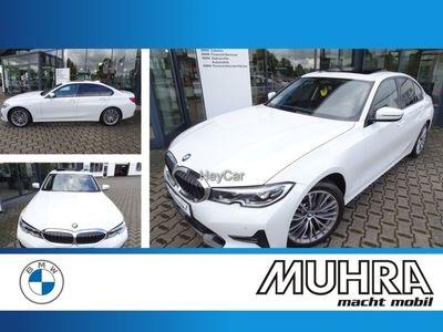 gebraucht BMW 330 d Sport Line HiFi