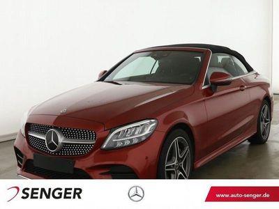 gebraucht Mercedes C200 Cabriolet AMG Line Comand Distronic Kamera Fahrzeuge kaufen und verkaufen