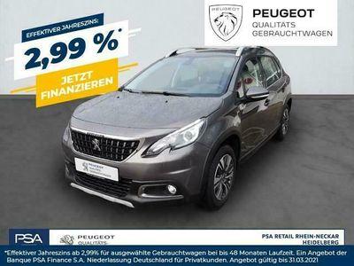 gebraucht Peugeot 2008 Allure PureTech 110 S&S *Klimaautom.*SHZ*EPH*