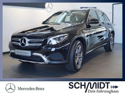 gebraucht Mercedes GLC250 d 4MATIC Exclusive+LED+Kamera+Navi+PDC