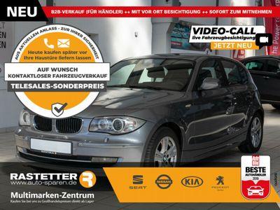 "gebraucht BMW 118 ""i 5T Xenon Temp PDC Klimaaut LMF Nebel Lichtaut e"