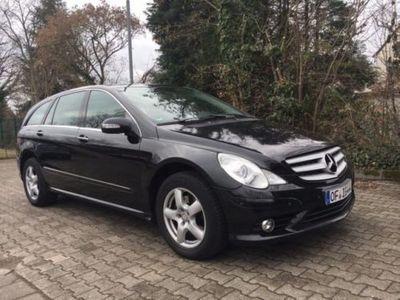 gebraucht Mercedes R350 L 4Matic 7G-TRONIC LPG 90L AHK