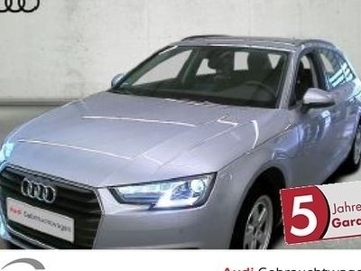 gebraucht Audi A4 Avant 35 TDI S tronic Navi GRA EPH Xenon