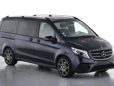 używany Mercedes V250 d Avantgarde Edition AMG Night Paket Tisch