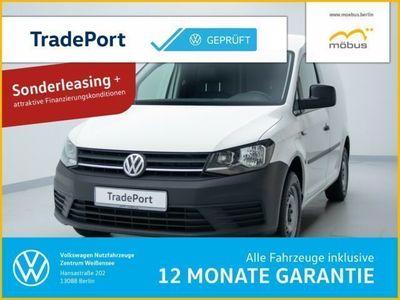 gebraucht VW Caddy Kasten TSI PDC FSE E-Paket