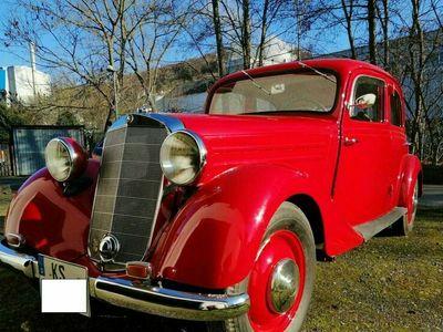 gebraucht Mercedes 170 W136als Limousine in Witzenhausen